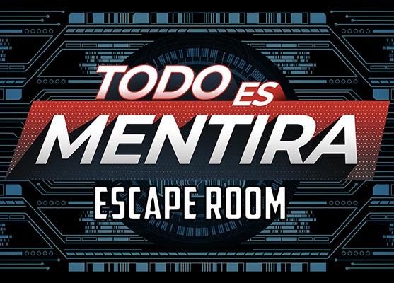 Todo Es Mentira Escape Room