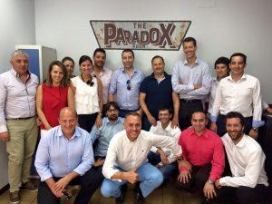 actividad de team building para empresas
