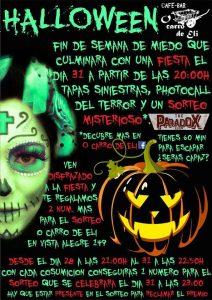 el plan perfecto para Halloween