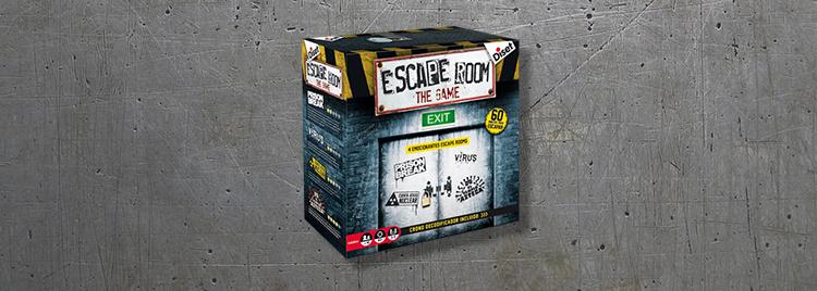 Juego de mesa Escape Room The Game
