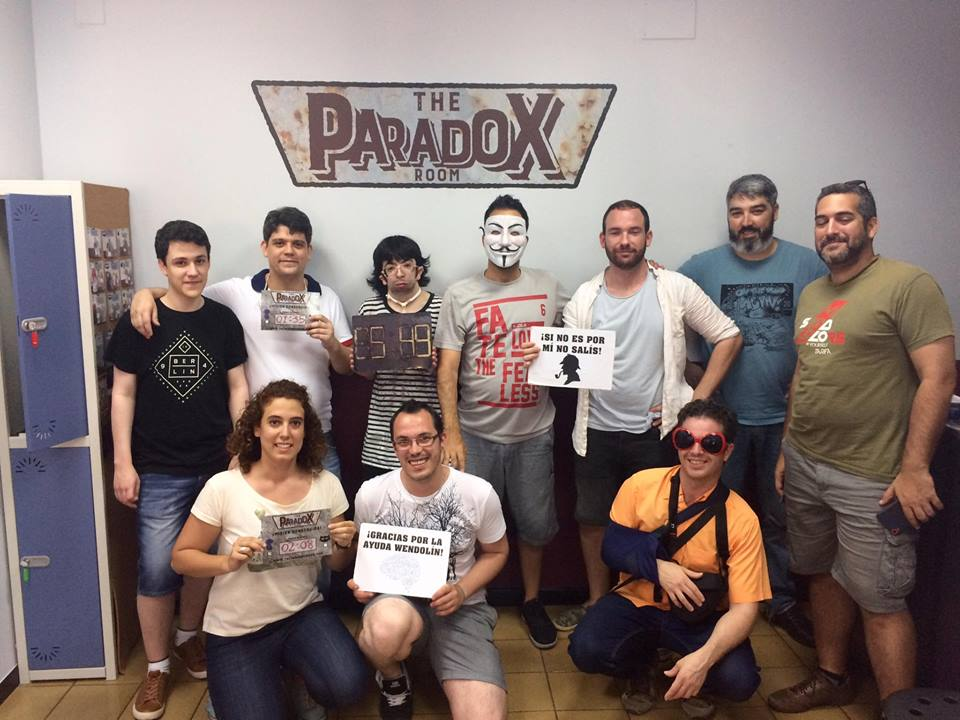 turismo de escape rooms